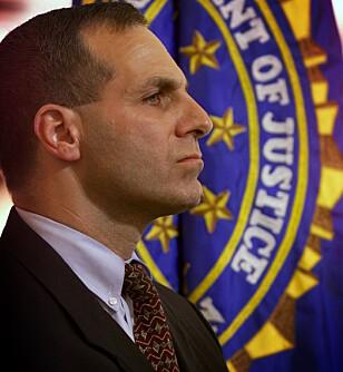 ETTERFORSKER: Louis J. Freeh, som seinere ble FBI-direktør, var sentral i etterforskningen av Moody. Foto: AP Photo/Doug Mills/NTB Scanpix
