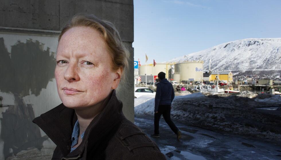 - STYGT GJORT: Trine Hamran er Frode Bergs kollega og mangeårig journalist. Hun er kritisk til E-tjenestens håndtering. Foto: Henning Lillegård / Dagbladet .