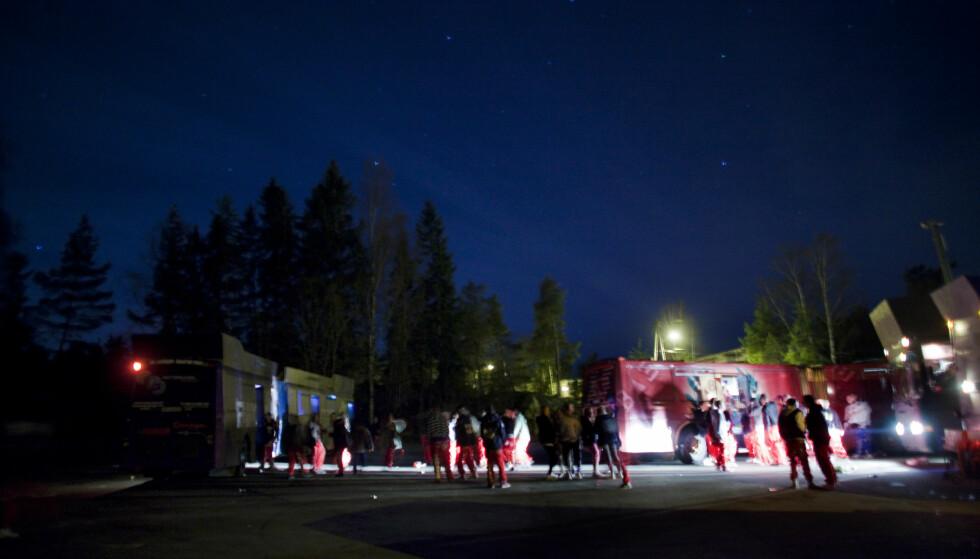 KLAGER: Natt til mandag har høylytt russ forstyrret nattesøvnen til beboere i Asker og Bærym. Illustrasjonsfoto: NTB scanpix