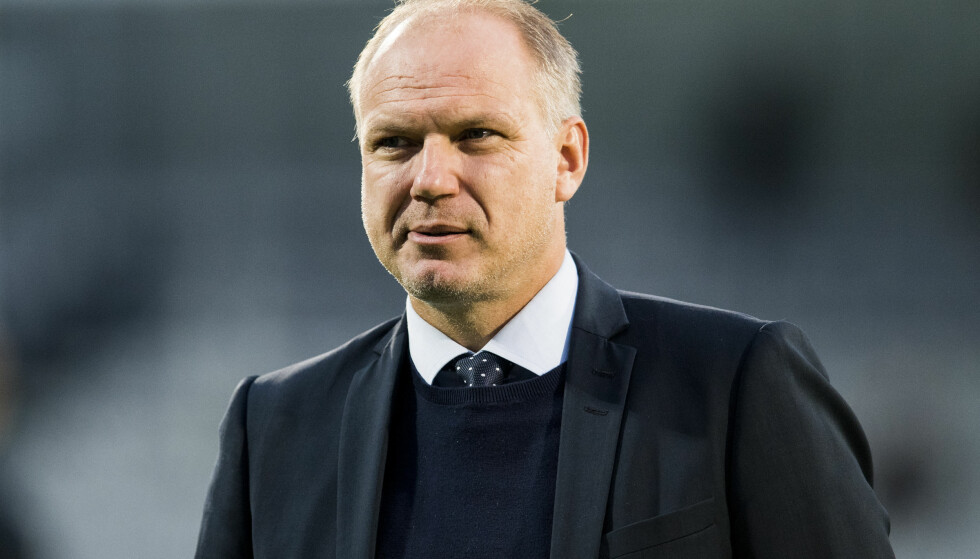 Dag-Eilev Fagermo har vært trener i Odd siden 2008, og har vært gjennom det meste med klubben. Søndag fikk han se sine egne gutter ta en sterk hjemmeseier mot Sarpsborg. Foto: FREDRIK VARFJELL /  BILDBYRÅN NORWAY
