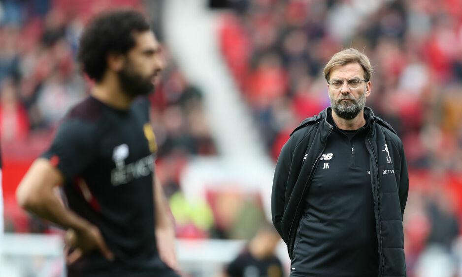 STOR OPPGAVE: Liverpool-manager Jürgen Klopp får noe å bryne seg på når Roma kommer på besøk til Anfield. Foto: Simon Bellis/Sportimage via PA Images/NTB Scanpix