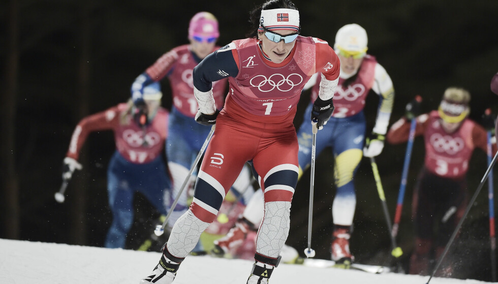 SUVEREN: Marit Bjørgen løfter norsk idrett til en overraskende seier på verdensrankingen. Nå er hennes karriere over. Da gjelder det å ta vare på den idretten som har gjort det mulig for henne å vinne så mye. FOTO: Hans Arne Vedlog/Dagbladet.