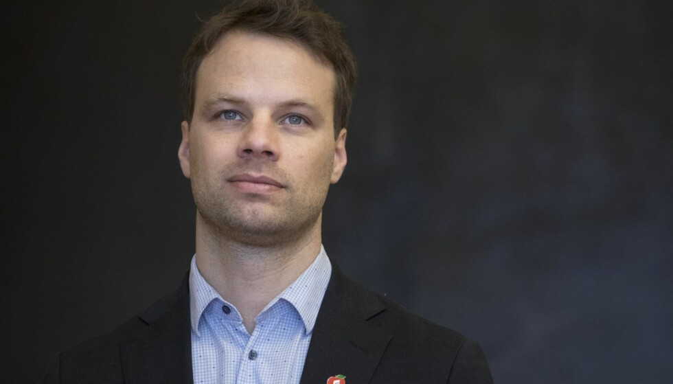 Vil ikke slippe inn noen: Jon Helgheim (Frp) vil ha null flyktninger til Norge i bytte mot økt bistand til nærområder. Foto: Ole Berg-Rusten / NTB Scanpix