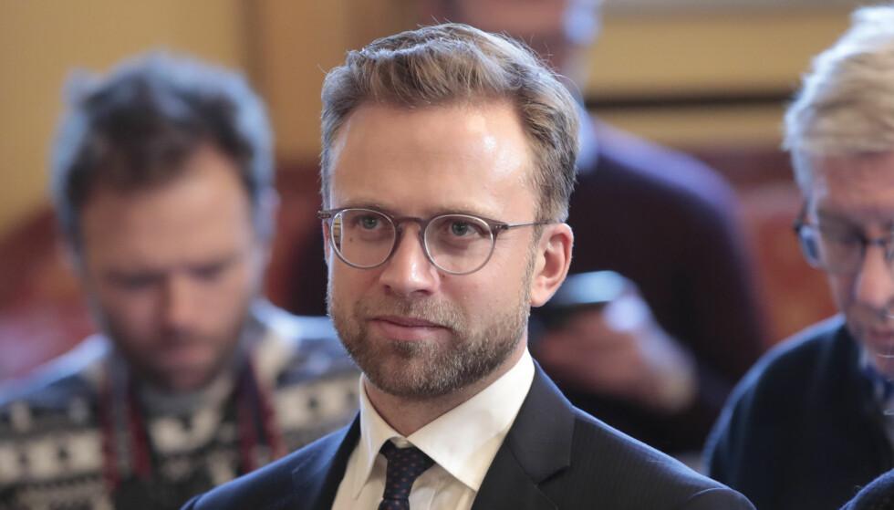 BREDT SAMARBEID: Når Norge i fremtiden skal ta initiativ til investering i utviklingsland, håper vi Nikolai Astrup (bildet) legger opp til et bredere samarbeid mellom både næringsliv, sivilsamfunn, myndigheter og fagbevegelse, skriver artikkelforfatteren. Foto: Lise Åserud / NTB scanpix