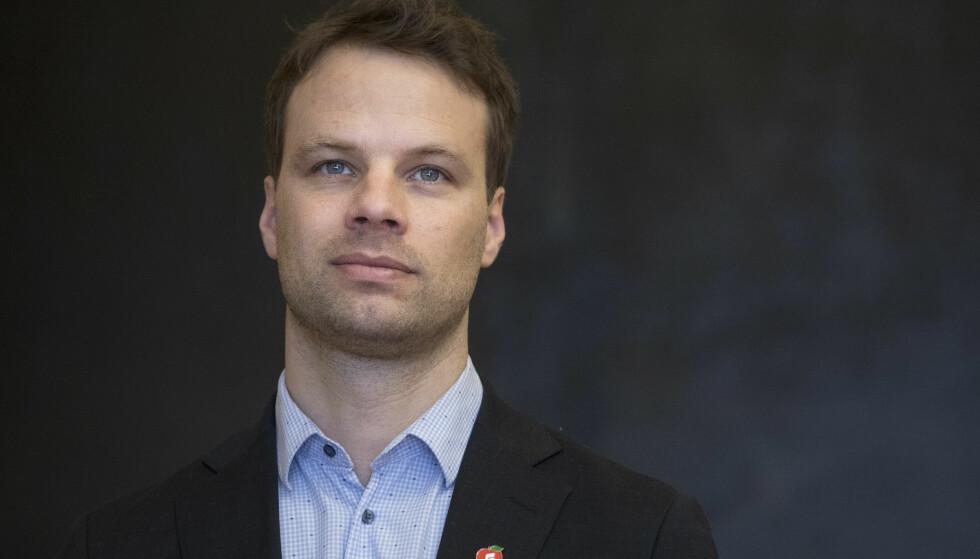 BRYR SEG IKKE: Jon Helgheim mener det blir for dumt om et forbud mot bønnerop skulle bryte med menneskerettighetene. Foto: Ole Berg-Rusten / NTB scanpix