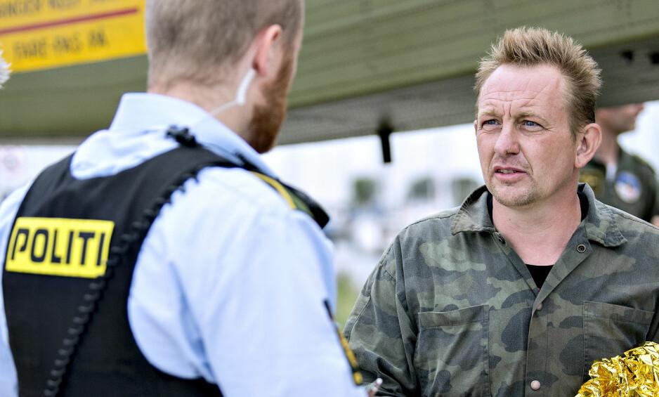 DØMT: Onsdag ble Peter Madsen dømt for drapet på Kim Wall. Han anket dommen på stedet. Foto: Bax Lindhardt / Scanpix Danmark / NTB Scanpix