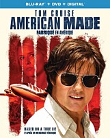 STERK STORY: Filmen om smugleren Barry Seal.