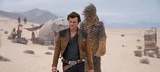 «Star Wars» flopper på norske kinoer