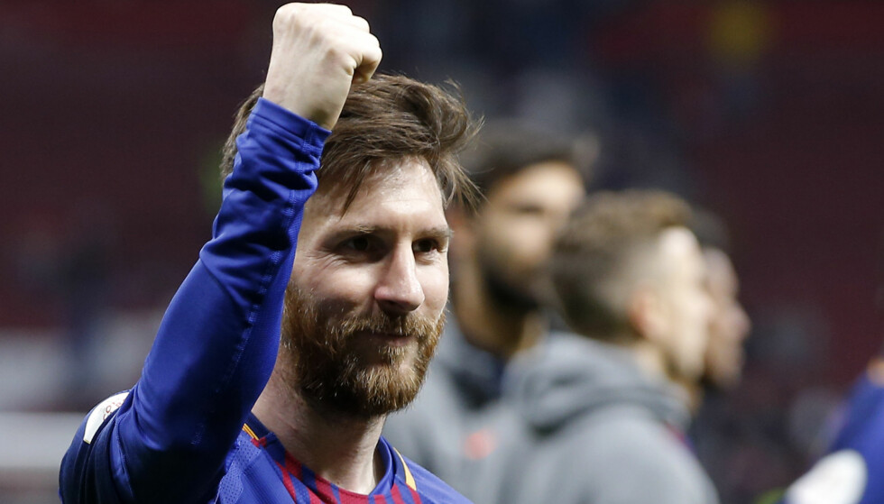 Lionel Messi har planer om å utnytte sin egen merkevare. Foto: AP Photo/Paul White