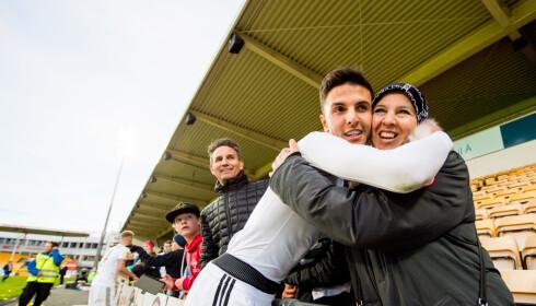 FAMILIEN: Rafik Zekhnini finner seg ikke i at familien hans blir hetset .Foto: Bildbyrån