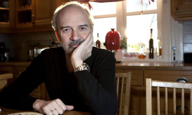 HJEMME HOS: Dagbladet ble invitert hjem til Frode Viken i Namsos etter at han hadde vært alvorlig syk. Foto: Anders Grønneberg