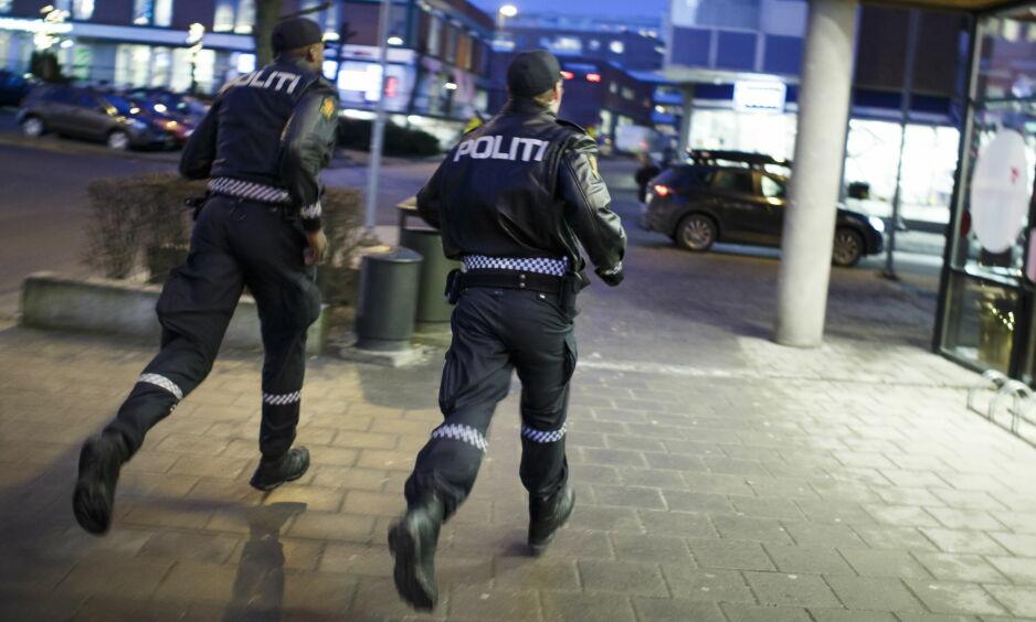 BEKYMRET: Politiet er bekymret for at slåsskamper mellom jenter er et økende problem. Nå ser de også trusler med kniv blant tenåringsjenter. Foto: NTB scanpix