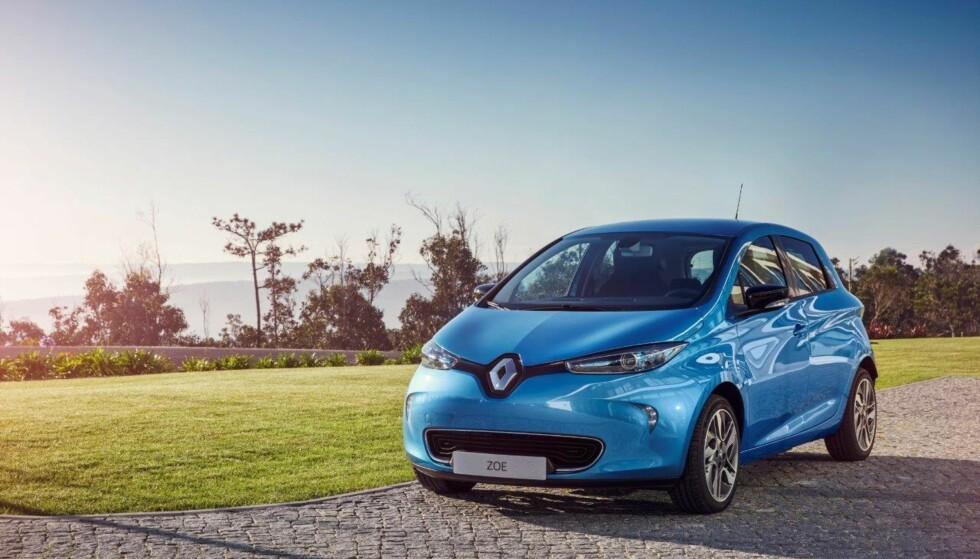 MARKEDSLEDENDE: Renault ZOE gir lengre rekkevidde for pengene enn noen elbil på markedet, og nå ønsker vi din hjelp til å vise den fram.