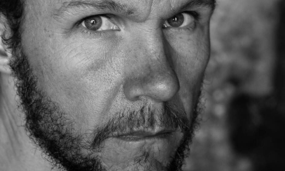 Økothriller: Bjørn Vatne fører et overbevisende språk. Foto: GYLDENDAL