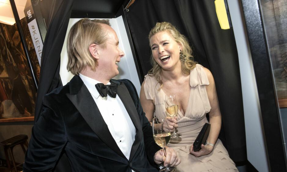 BETVILES: Petter Pilgaard og Vendela Kirsebom har vært landets mest omtalte par i over et år. Det er derimot ikke alle som lar seg overbevise. Foto: Andreas Fadum / Se og Hør