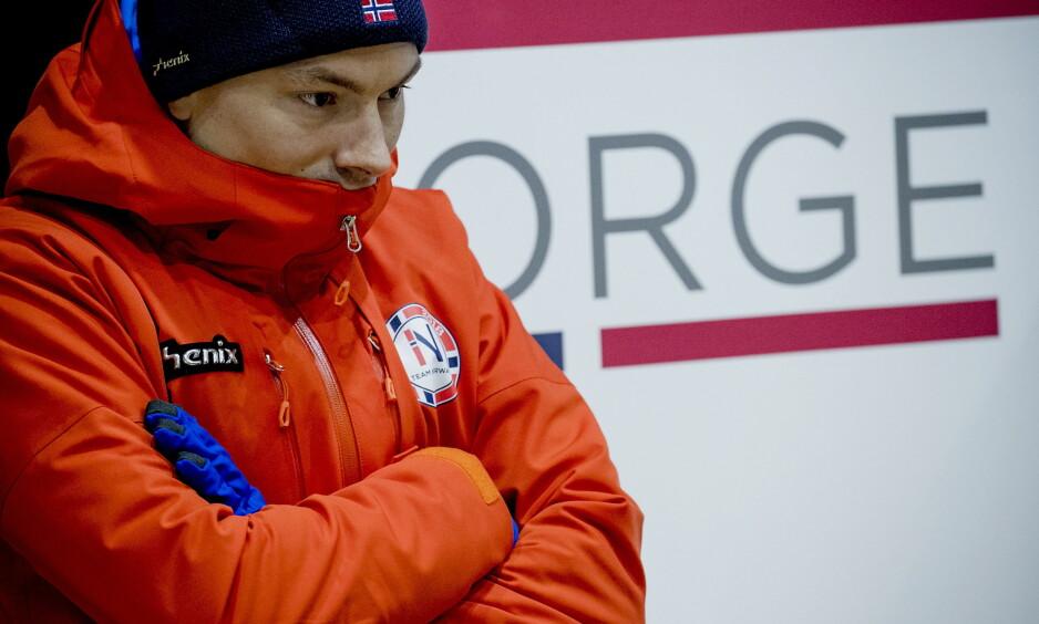 FIASKO: OL i Pyeongchang og resten av 2017/18-sesongen ble en gedigen skuffelse for Finn Hågen Krogh. Nå vet han endelig hvorfor. Foto: Bjørn Langsem / Dagbladet