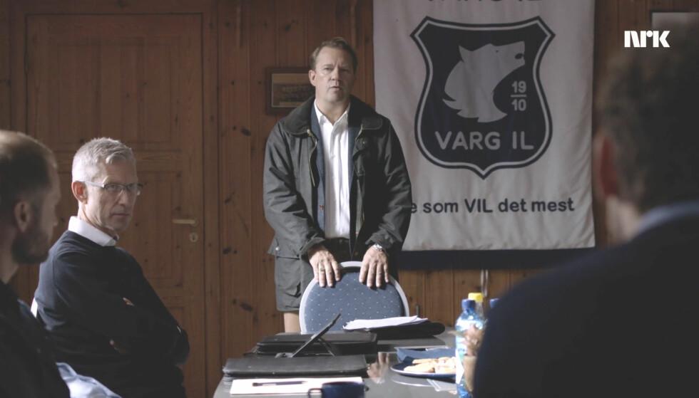 MORALEN ER: Ikke kom for seint på styremøte. Foto: NRK