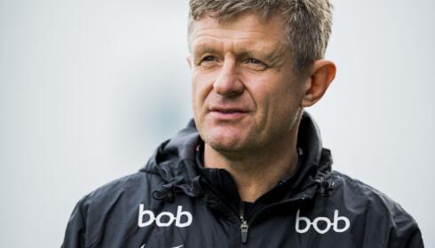 SUKSESSTRENER: Lars Arne Nilsen har stor suksess som Brann-trener. Foto: Bildbyrån