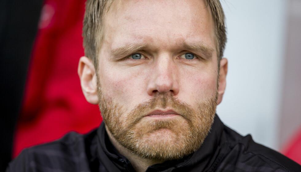 FERDIG: Hans-Erik Eriksen er ferdig i Kongsvinger. Foto: Vegard Wivestad Grøtt / NTB scanpix