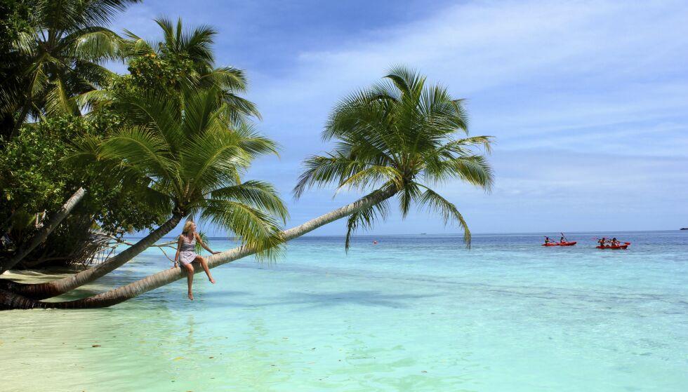 ET EVENTYR: Maldivene er selve definisjonen på det eksotiske - og skuffer aldri i så måte. Foto: Runar Larsen / Magasinet Reiselyst