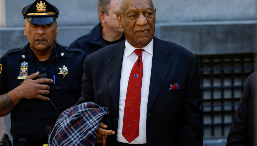 DØMT: Bill Cosbys innrømmelse i 2005 felte ham, sier et av jurymedlemmene. Foto: REUTERS / Brendan McDermid / NTB scanpix