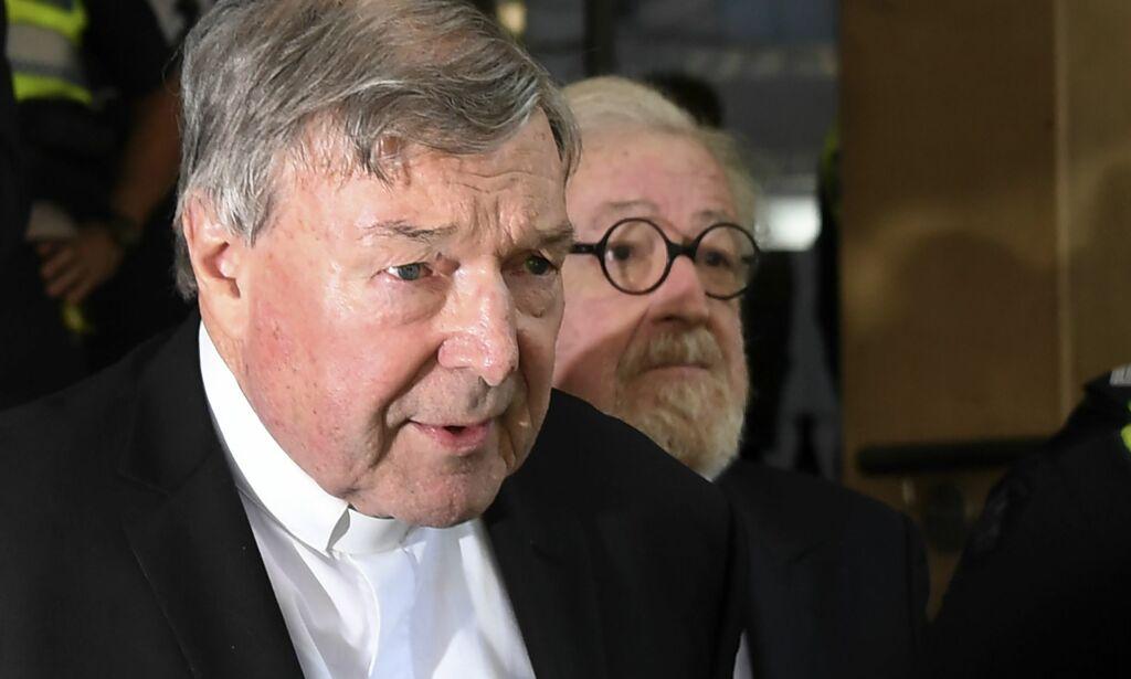 image: Kardinal Pell blir tiltalt for «historiske seksuelle overgrep»
