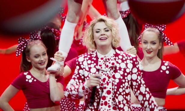 MGP: I mars deltok Ida Maria i Melodi Grand Prix med låta «Scandilove». Aleksander Rybak stakk av med seieren. Foto: Anita Arntzen / Dagbladet
