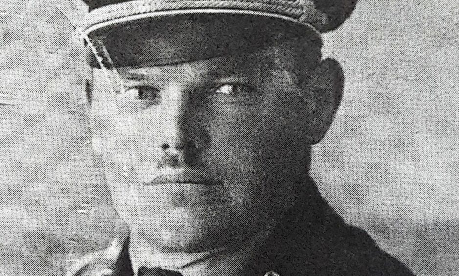 MYRDET JUGOSLAVER I NORGE: Hans Loritz var SS-obersten som sørget for at fangene i SS-leirene i Nord-Norge ble behandlet så ille at tusenvis døde. Foto: Narviksenteret