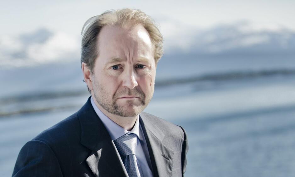 - Null respekt: Røkke hadde ingen respekt for Erling Grimstad som etterforskningsleder i Tønne-saken, og nølte ikke med å gi uttrykk for det, skriver advokat John Christian Elden i en e-post på vegne av sin klient. Foto: Thomas Rasmus Skaug / Dagbladet