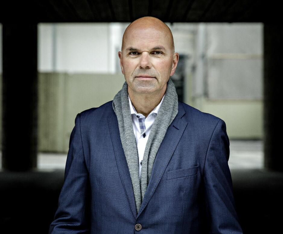 Snakker ut: - Jeg ble rett og slett livredd, sier tidligere assisterende Økokrim-sjef Erling Grimstad om det han opplevde som trusler fra Røkke. Foto: Nina Hansen / Dagbladet
