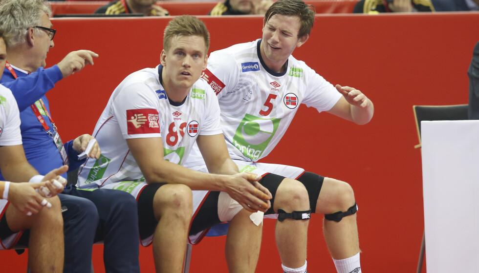 NORSK DUELL: Sander Sagosen og PSG møter Espen Lie Hansen og Nantes i Champions League-semifinalen. Foto: Vidar Ruud / NTB scanpix