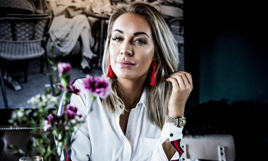 ÅPEN: Carina Dahl er i disse dager aktuell i «71 grader nord - Norges tøffeste kjendis». Hun bryr seg ikke stort om realitystempelet. Foto: Christian Roth Christensen / Dagbladet