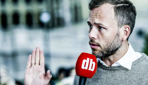 KRITISK: SV-leder Audun Lysbakken. Foto: Thomas Rasmus Skaug / Dagbladet