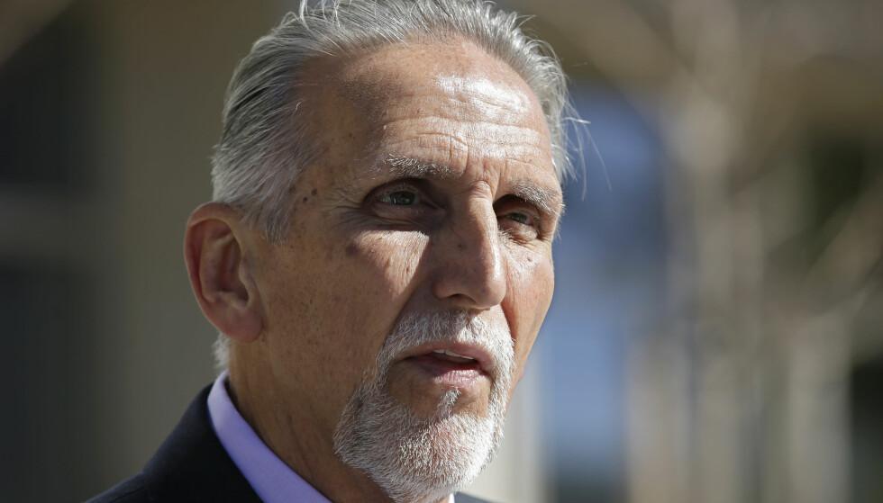 FRIKJENT: I 38 år sonet Craig Coley en dom for et dobbeltdrap han ikke begikk. Han forteller at kompensasjonen fra staten ikke kan gjøre opp for tapt tid. Foto: AP Photo/Rich Pedroncelli