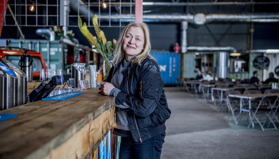 REST: Heidi Bjerkan fra Credo tror alle restaurantene på lista beholder sine stjerner, Maaemo får sine tre tilbake, og Rest får en ny. Arkivfoto: Thomas Rasmus Skaug