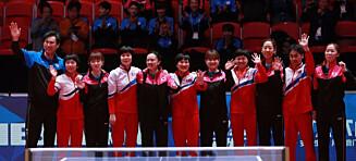 Forent Korea tapte VM-semifinalen