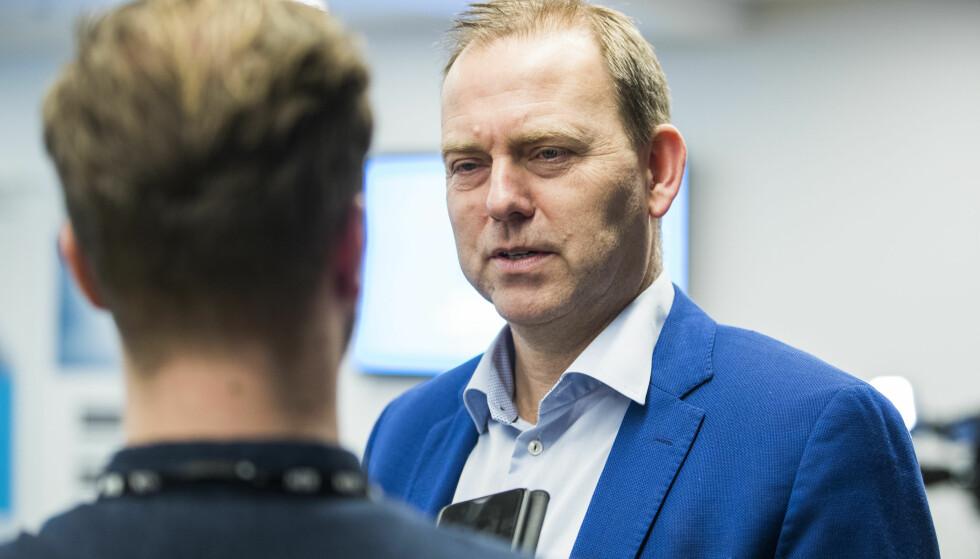 LEDERI: Anders Solheim er daglig leder i Antidoping Norge. Foto: Håkon Mosvold Larsen / NTB scanpix