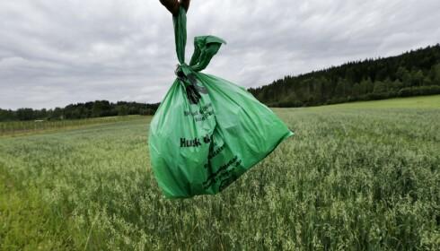 REDDER MAT: Holdbart har som mål å redde 5000 tonn mat fra å bli kastet i 2018. Slike aktører blir det stadig flere av. Foto: NTB Scanpix