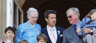 Millionsmell for kongehuset etter prins Henriks død