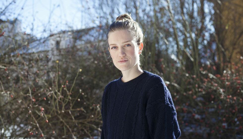 PRISVINNENDE: Amalie Kasin Lerstang vant Tarjei Vesaas debutantpris for sin første bok. Men den nye diktsamlingen innfrir ikke. Foto: CAPPELEN DAMM