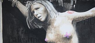 Listhaug-maleri har allerede samlet inn over 200 000 kroner