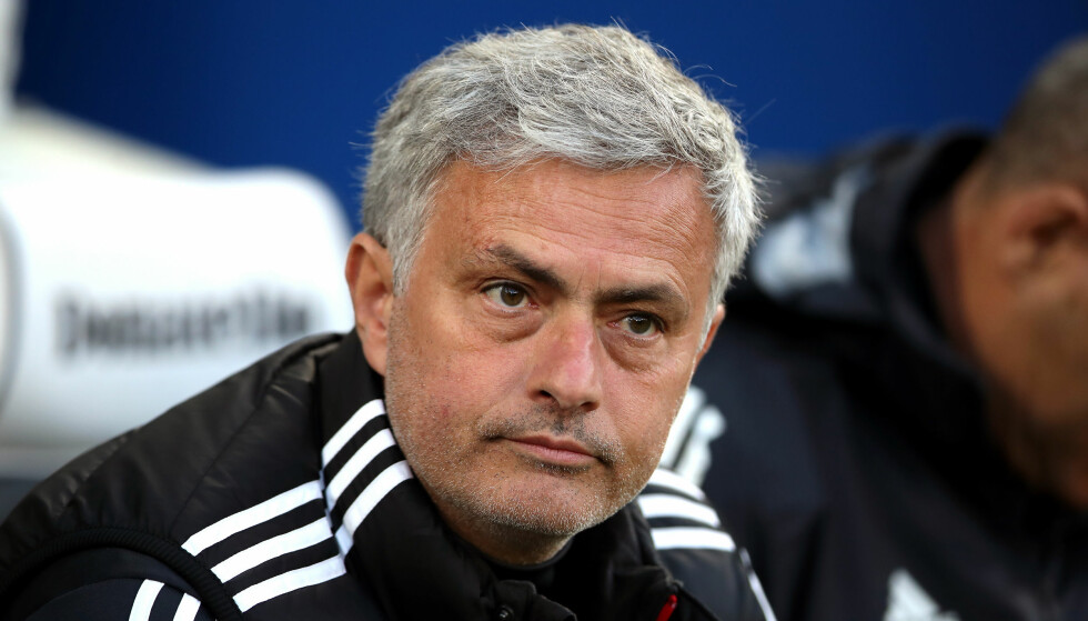 TAPTE: Jose Mourinho og co. gikk på sitt sjuende tap for sesongen. Foto: John Walton / Pa Photos / NTB Scanpix