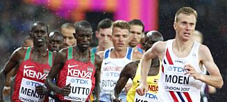 Nordstad Moen om dopingarbeidet i Kenya: - Ikke-eksisterende