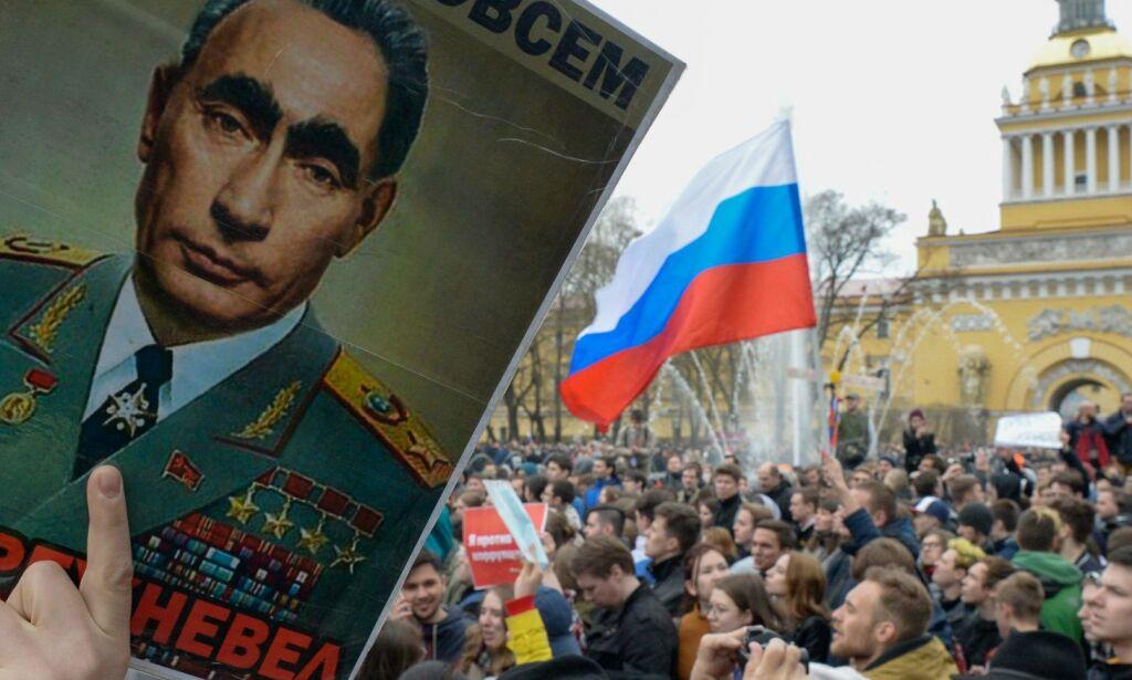 image: Det beste Putin kan love velgerne nå er stillstand