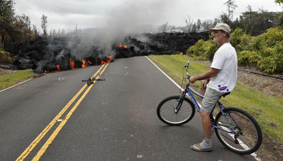 UTBRUDD: Hawaiis hovedøy er rammet av enda flere vulkanutbrudd. Foto: AP / NTB Scanpix