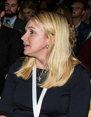 DAGLIG LEDER: Irene Lystrup i Kronprinsparets fond. Foto: Mariam Butt / NTB scanpix