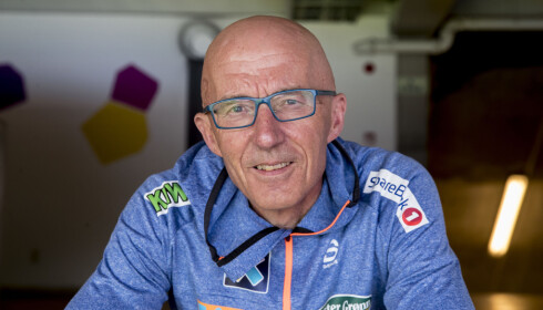 SJEF: Ole Morten Iversen er ny landslagstrener for kvinnelandslaget i langrenn. Foto: NTB Scanpix