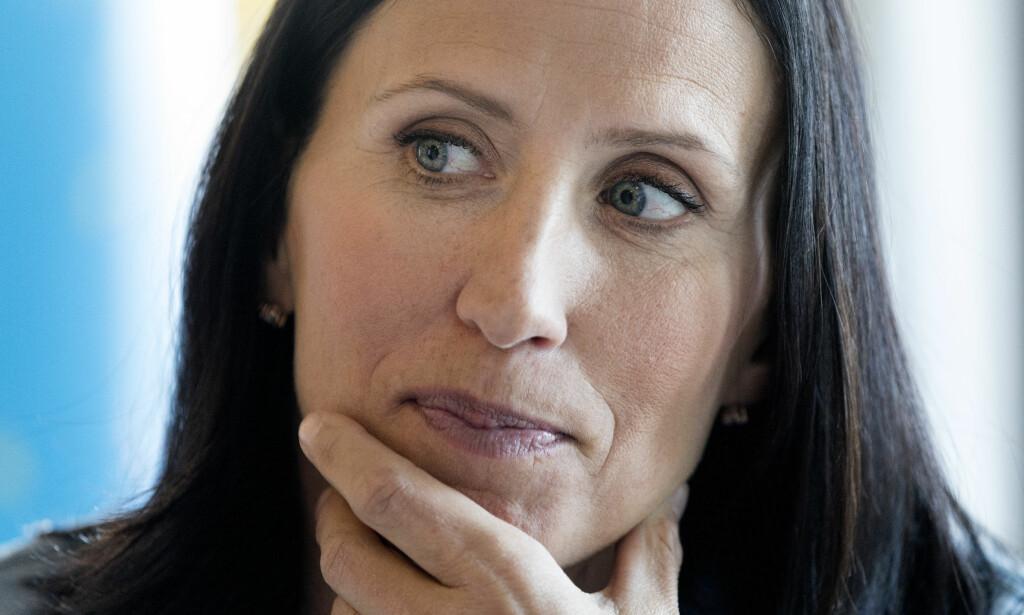 NYTT LIV: Marit Bjørgen savner ikke livet som toppidrettsutøver.  Foto: Gorm Kallestad / NTB Scanpix
