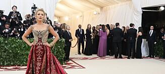 Blake Livelys kjole tok over 600 timer å lage