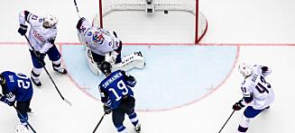 Olimb: – Finnene ga oss en god dose hockeyleksjon